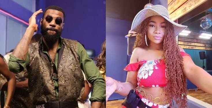 BBNaija 2019: With all the body odour Tacha still defeat Mike from London - Lady says, BBNaija 2019: With all the body odour Tacha still defeat Mike from London – Lady says, Latest Nigeria News, Daily Devotionals & Celebrity Gossips - Chidispalace