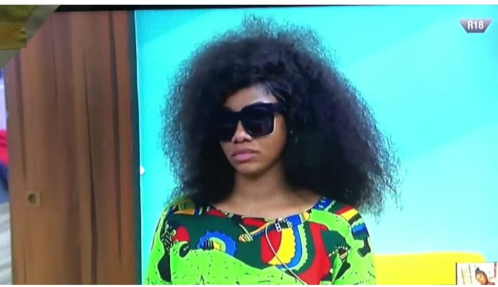 Breaking: Tacha has been automatically disqualified from BBNaija show