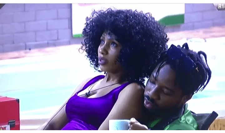 BBNaija 2019 Day 80: It will shock you what Mercy told Ike (Video)
