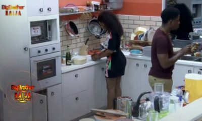 , Alex threatens to break Big Brother's camera after sexx-with-Tobi saga (Video)