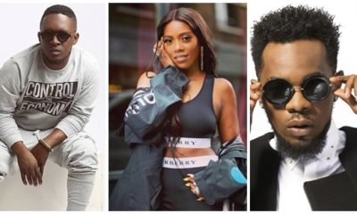 BBNaija 2019 Finals: Tiwa Savage, MI and Patoraking will perform live