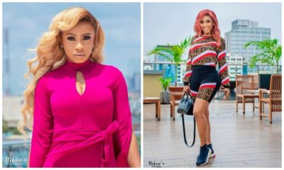 'I started praying about BBNaija since January' – Mercy (Video)