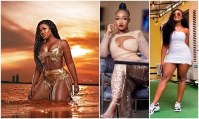 7 Stunning Cee-c's 27th Birthday Photos that got people talking
