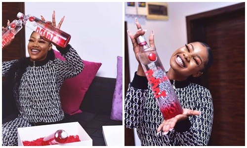 BBNaija Tacha signs endorsement deal with Ciroc Vodka, BBNaija Tacha signs endorsement deal with Ciroc Vodka (video), Latest Nigeria News, Daily Devotionals & Celebrity Gossips - Chidispalace