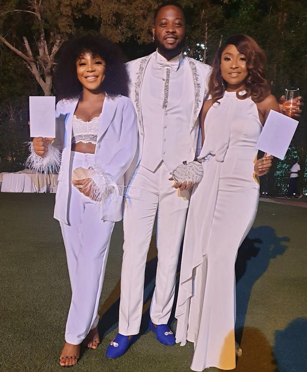Photos from BamBam and Teddy White Wedding in Dubai, Photos from BamBam and Teddy White Wedding in Dubai, Latest Nigeria News, Daily Devotionals & Celebrity Gossips - Chidispalace