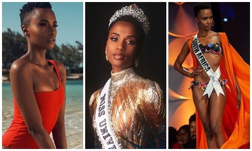 Miss South Africa, Zozibini Tunzi crowned 2019 Miss Universe