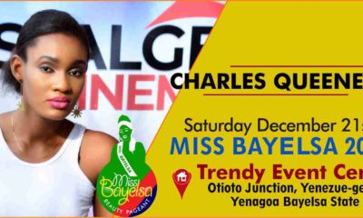 Vote For Charles Queenette Miss Bayelsa 2019 Contestant