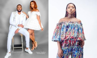 What Teddy A and BamBam wrote on New Year, What Teddy A and BamBam wrote on New Year (Photos), Latest Nigeria News, Daily Devotionals & Celebrity Gossips - Chidispalace