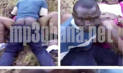HOT VIDEO: Pastor caught in the act with madam inside bush in Akwa Ibom