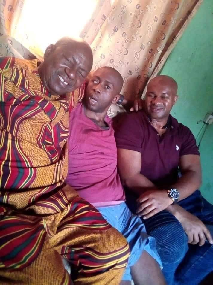 Photo of SOS: Another Nollywood Actor Ifeanyi Ezeokeke is down, Colleagues call for help