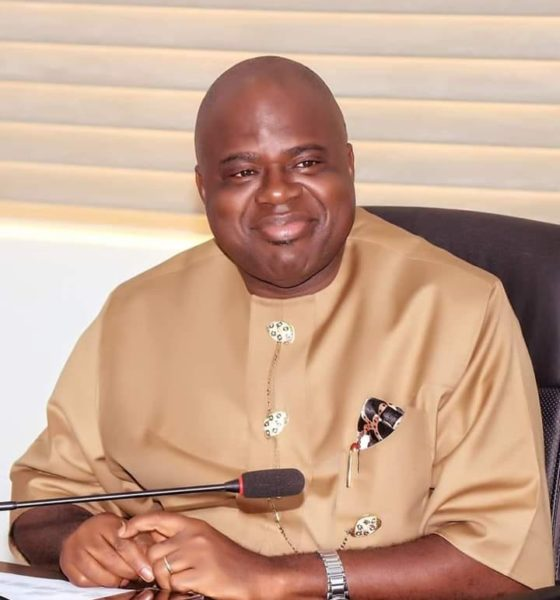 What Gov. Diri said about appointing Konbowei Benson as SSG, Chief of Staff, others