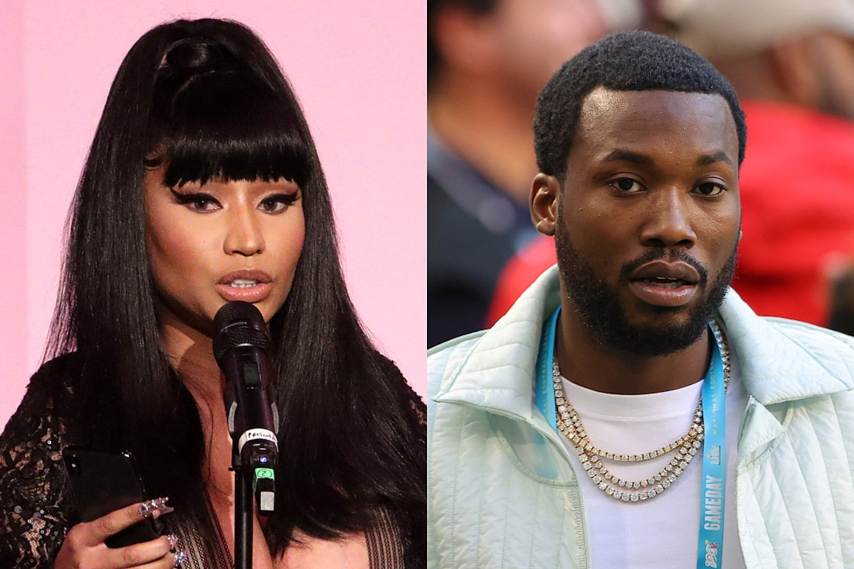 Meek Mill and Nicky Minaj fight dirty, Meek Mill and Nicky Minaj fight dirty as they trade outrageous accusations, Latest Nigeria News, Daily Devotionals & Celebrity Gossips - Chidispalace