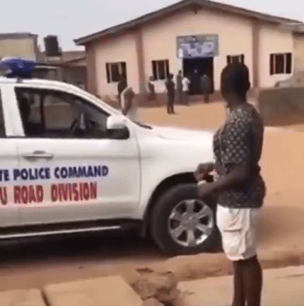 'Go and arrest Oyedepo'' Nigerians tell Ogun state govt officials after arresting a pastor for having more than 50 members in his church this morning