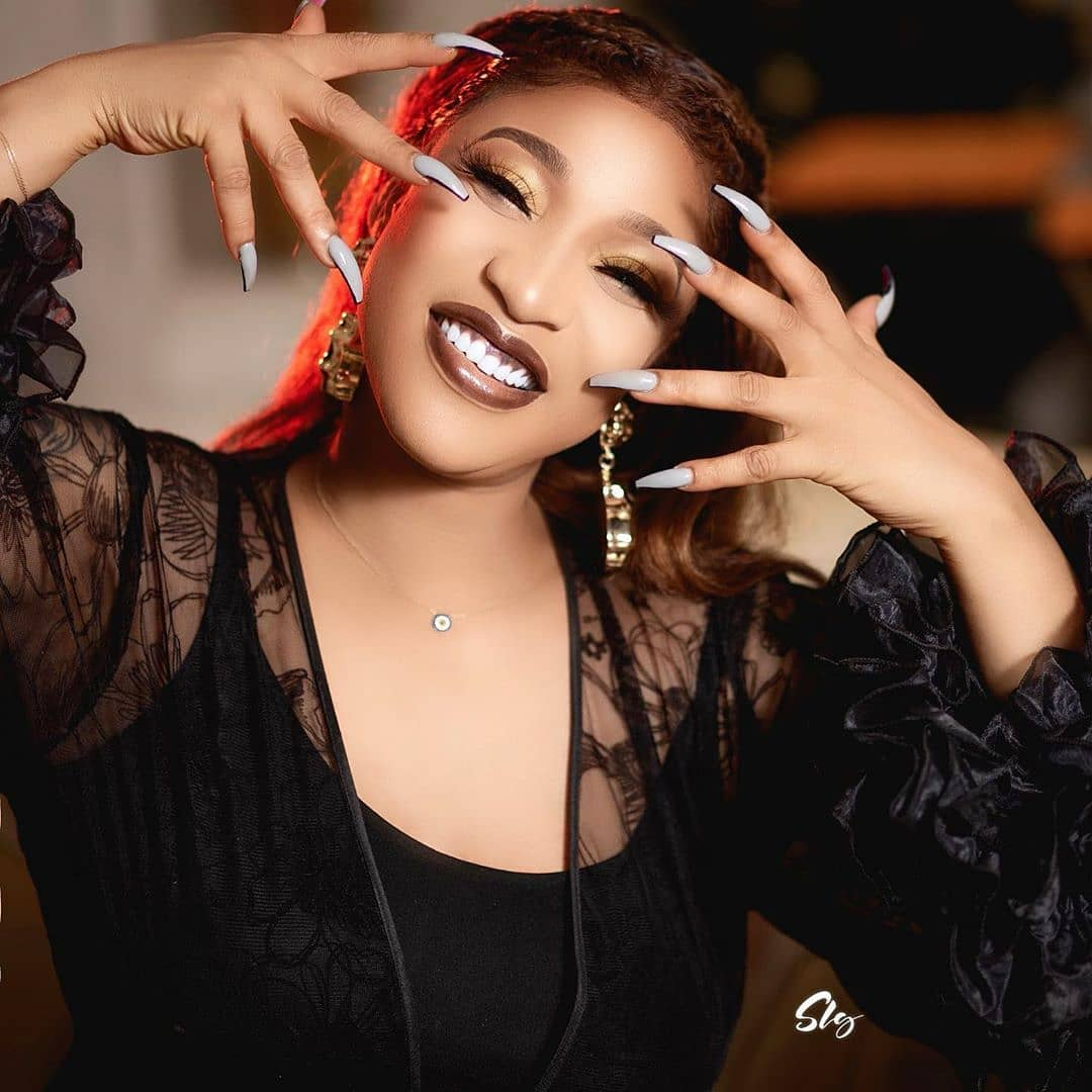 Photo of Tonto Dikeh has been sleeping with Politicians to survive – Ex-best friend alleges