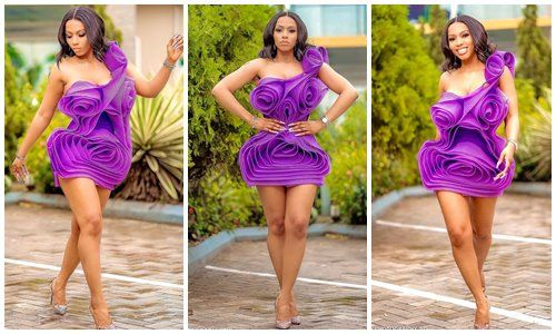 """Classy and fabulous"" – Mercy Eke says as she shares stunning photos, Read what Mercy Eke said as she shares stunning photos, Latest Nigeria News, Daily Devotionals & Celebrity Gossips - Chidispalace"