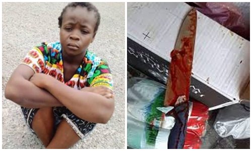 How Pregnant wife stabs husband to death for calling another woman, How Pregnant wife stabs husband to death for calling another woman, Latest Nigeria News, Daily Devotionals & Celebrity Gossips - Chidispalace