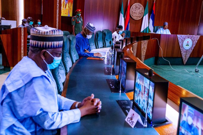 Buhari Cancels Appointments, Approvals Made by Late Chief of Staff, Abba Kyari