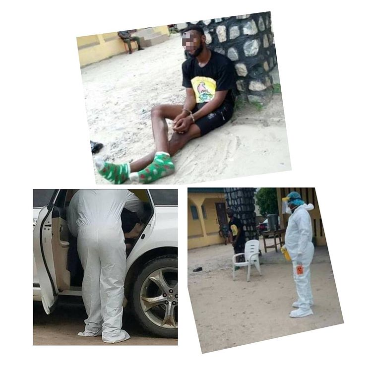 67-yr-old American lady visiting her young boyfriend dies of suspected Covid-19 in Delta, 67-yr-old American lady visiting her young boyfriend, dies of suspected Covid-19 in Delta, Latest Nigeria News, Daily Devotionals & Celebrity Gossips - Chidispalace