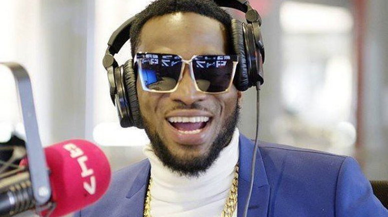 Dbanj has been accused of raping a lady in a hotel in 2018