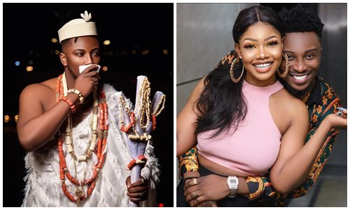 BBNaija: Tacha writes sweet message to Sir Dee on his birthday, BBNaija: Tacha writes sweet message to Sir Dee on his birthday, Latest Nigeria News, Daily Devotionals & Celebrity Gossips - Chidispalace