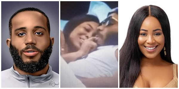 BBnaija 2020: Erica caught on camera fingering Kiddwaya's mouth, BBnaija 2020: Erica caught on camera fingering Kiddwaya's mouth, fans react about Kiddwaya's humility (Video), Latest Nigeria News, Daily Devotionals & Celebrity Gossips - Chidispalace