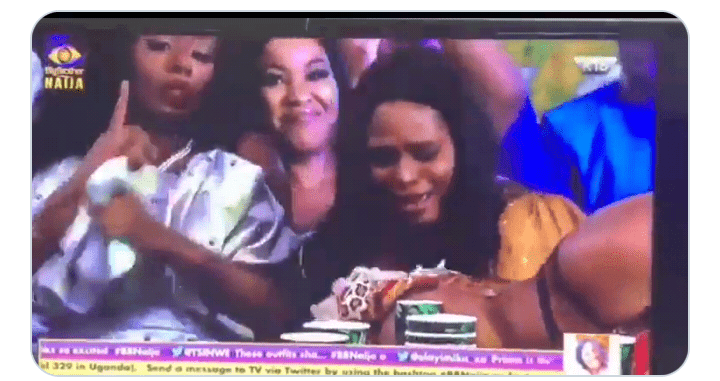 BBNaija 2020: Kaisha snubs Lucy as she joins group dance (video), BBNaija 2020: Kaisha snubs Lucy as she joins group dance (video), Latest Nigeria News, Daily Devotionals & Celebrity Gossips - Chidispalace