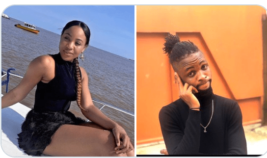 Erica blasts Laycon, BBNaija 2020: Get out, I'm done with you – Erica blasts Laycon, Latest Nigeria News, Daily Devotionals & Celebrity Gossips - Chidispalace