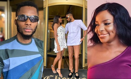 BBNaija: Love Continues - Brighto Shares Loved-Up Photo With Wathoni