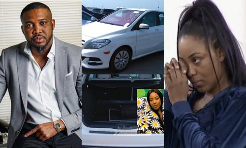 BBNaija 2020: Automobile King gifted Erica, BBNaija 2020: Automobile King gifted Erica N2 million and a brand new car (Photo), Latest Nigeria News, Daily Devotionals & Celebrity Gossips - Chidispalace