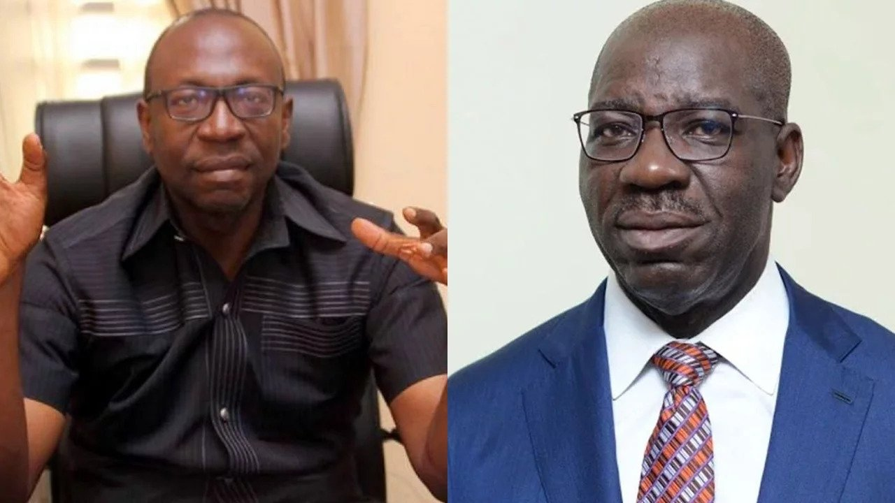 Edo Election: Ize-Iyamu begs Obaseki to APC, Edo Election: Ize-Iyamu begs Obaseki to APC, says  I've realized my mistakes, please return…, Latest Nigeria News, Daily Devotionals & Celebrity Gossips - Chidispalace