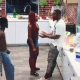 BBNaija 2020: Watch moment Erica body-shame Laycon, see reactions (Video)