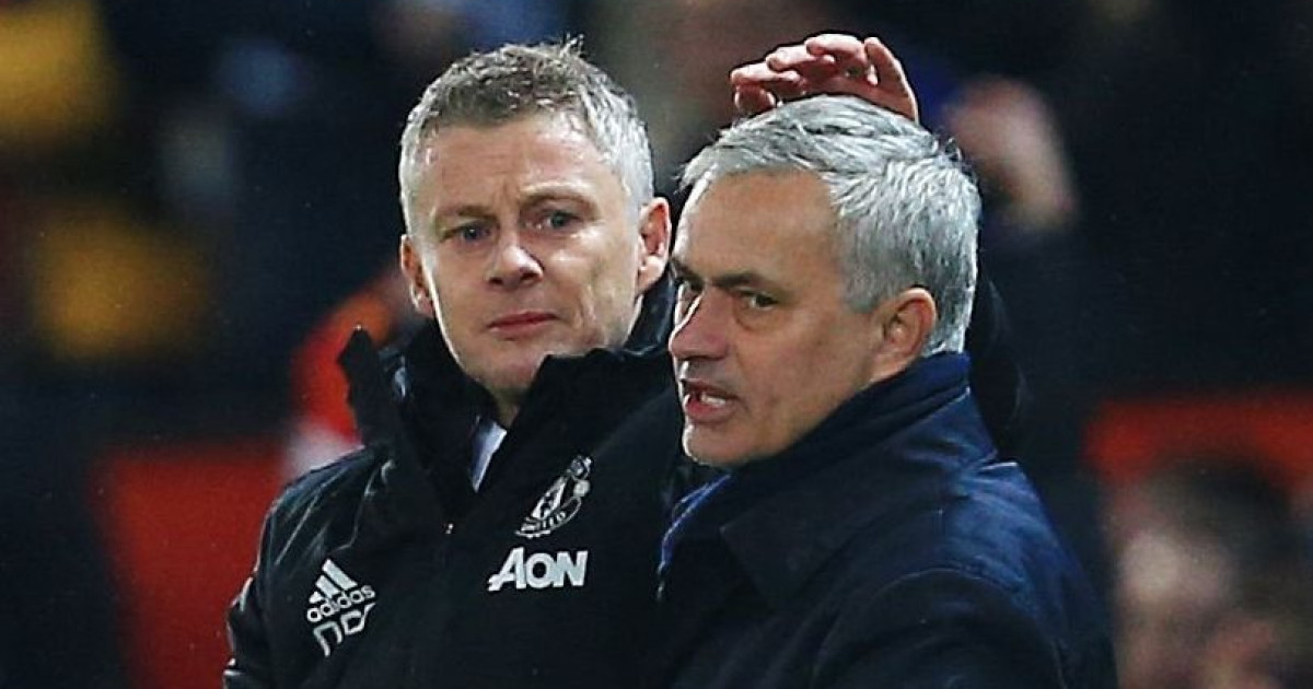 Carabao Cup: Solskjaer takes another swipe at Mourinho
