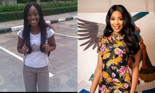 What Fans said as Erica's old photos surfaces online (Photos)