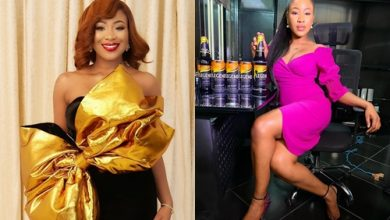 REVEALED: Erica Earned 500 Million Naira From The 'Legend Extra Stout And Red Radler' Ambassadorial Deal