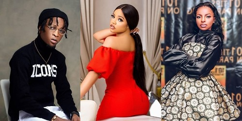 'True Gold fears no fire' Laycon, Wathoni, others react as Nengi posted new photo, 'True Gold fears no fire' Laycon, Wathoni, others react as Nengi posted new photo, Latest Nigeria News, Daily Devotionals & Celebrity Gossips - Chidispalace