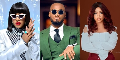Reactions as Erica Nengi and Prince work together for the first time after BBNaija show, Reactions as Erica, Nengi and Prince work together for the first time after BBNaija show, Latest Nigeria News, Daily Devotionals & Celebrity Gossips - Chidispalace