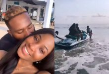 No hidden place for Kiddwaya and Erica as they show each other LOVE at the beach (Video), No hidden place for Kiddwaya and Erica as they show each other LOVE at the beach (Video), Latest Nigeria News, Daily Devotionals & Celebrity Gossips - Chidispalace
