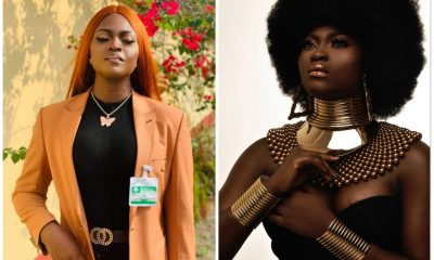 'Orange is the new black Queen Freda, 'Orange is the new black, …True Ijaw girl is black – Queen Freda (Photos), Latest Nigeria News, Daily Devotionals & Celebrity Gossips - Chidispalace